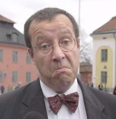 С лёгким паром. Эстония обсуждает траты бывшего президента на спа
